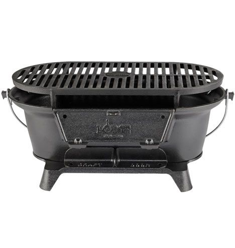 how to clean lodge cast iron grill pan