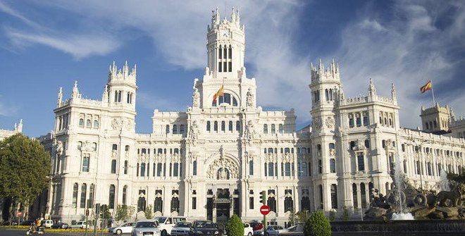 Palacio De Cibeles Madrid Palacios Cibeles Madrid Palacio De Buenavista