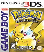 Pokemon Yellow Version for Nintendo 3DS | GameStop