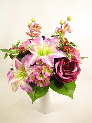 25 best ideas about composition florale artificielle on for Composition florale de table