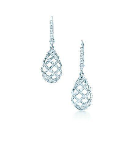 Catalogo collezione Orecchini Tiffany prezzi FOTO  Jewels Board ...