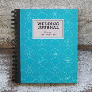 Wedding Journal - Planning A Very Special Day