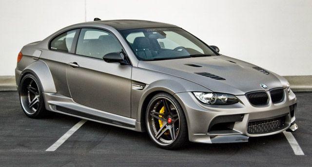 Widebody Vorsteiner BMW M3 GTRS3 I like - http://extreme-modified.com/