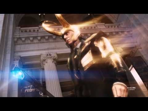 Imagine Dragons Radioactive : Avengers (Song) - one of the best Avengers Music Video I'v seen! <3