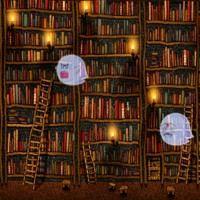 Ghost Library by Krystal Kid on SoundCloud