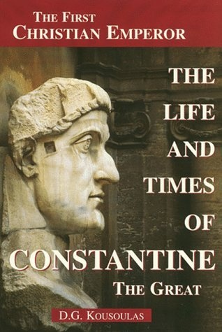 History: Ancient/ Constantine The Great term paper 12913