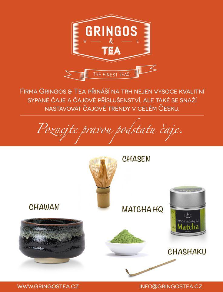 Gringos & Tea přináší na trh nejen vysoce kvalitní sypané čaje a čajové příslušenství, ale také se snaží nastavovat čajové trendy v celém Česku.