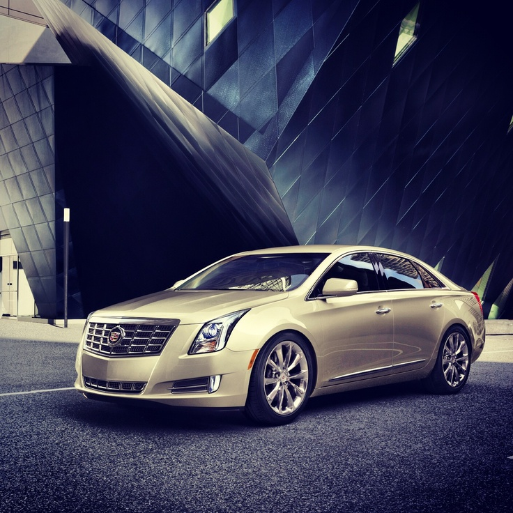 Repin with your answer: What do you find most appealing about the all-new #XTS: Its advanced #technology or its #stunning design? #Cadillac