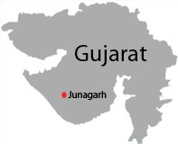 The campaigning for the second and last phase of assembly election in Gujarat is set to end Saturday evening and on this concluding day the Chief Minister of state and BJP leader Narendra Modi and Congress secretary Rahul Gandhi are scheduled to hold various rallies in the northern Gujarat.