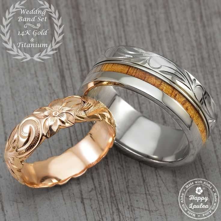 Best 25+ Couples wedding rings ideas on Pinterest ...