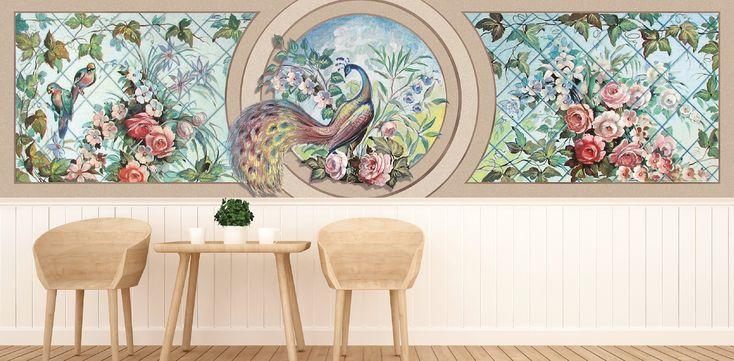 16 best ART images on Pinterest - modern tapezieren