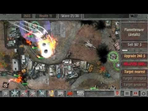 Defense Zone 2 Android apk game. Defense Zone 2 free download for tablet and phone.