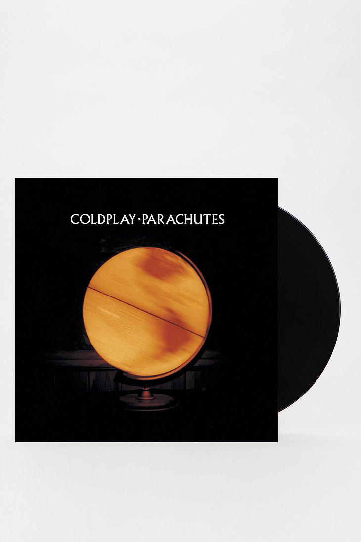 Coldplay - Parachutes LP|| need I say more?