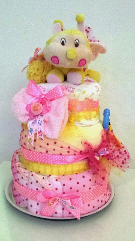Torte di pannolini/Diaper cake