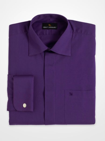 7 best pop color dress shirts images on pinterest dress for Royal purple mens dress shirts