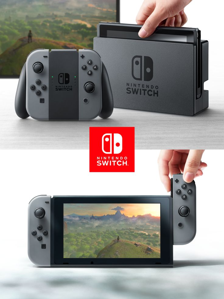 Nintendo Switch will arrive in March 2017. It can easily cater to both hand-held and console gamers.