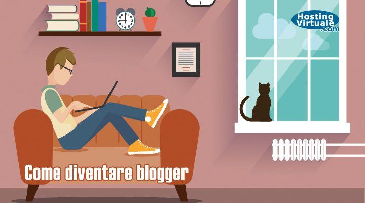 Se vuoi sapere come diventare blogger, una professione che oggi è uno stile di vita, una convinzione e una passione, leggi i nostri consigli.