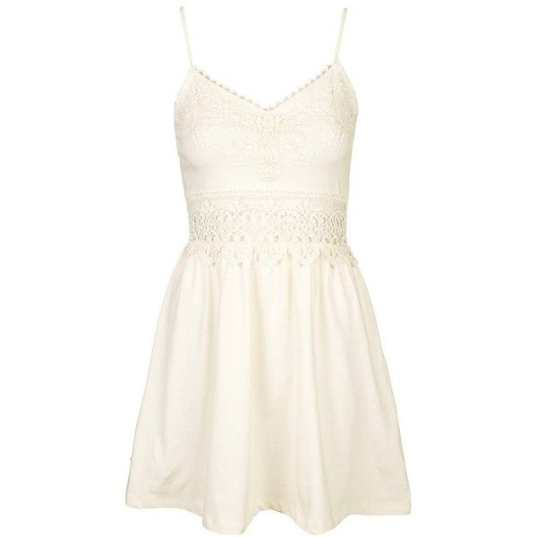 25  best ideas about White lace sundress on Pinterest | White ...