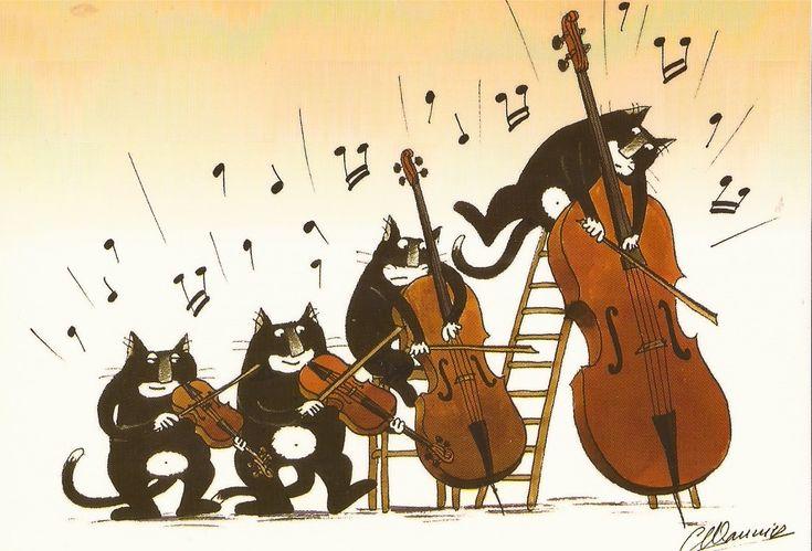Картинки с днем музыки смешные