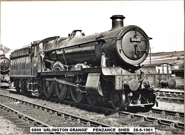 6800 Arlington Grange, Penzance 28th May 1961