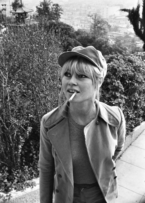 Brigitte Bardot, 1960s. There's a resemblance right?