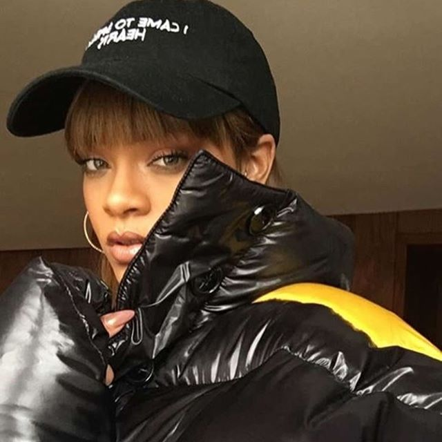 So in love with I Came To Break Hearts hat from @fashionbibleusa 🔥 Rihanna and Wiz Khalifa wore it, why can't you? Also they offer free worldwide shipping. Use my code 'RIHANNA' at checkout to get money off ❤️ Follow @fashionbibleusa now #rihanna