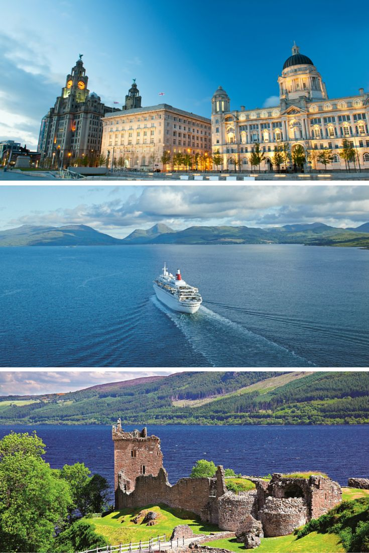 Humongous savings with Fred. Olsen Cruise Lines,  Lands' End to John O'Groats, 10 night cruise from ONLY £499pp #Cruise #Travel #Cruising #FredOlsen #Liverpool #Scotland