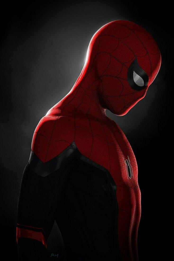 Spiderman Far From Home Fan Art By Rahalarts Marvel Pinterest
