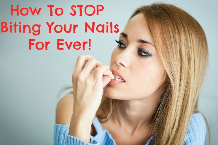 Fed up of your ugly bitten nails? Discover how to stop biting your nails today so that you too can have great looking nails!
