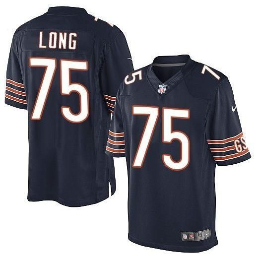 Nike Kyle Long Chicago Bears Limited Jersey