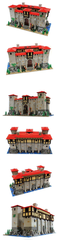 Merodaquinas Fort