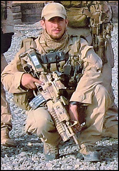 Danny Dietz. Operation Red Wing casualty. Thank you for your service.   RIP Brother!!