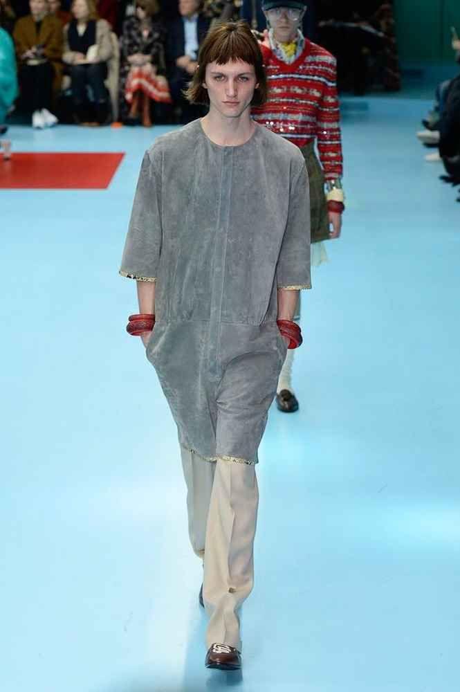 b705c0d4ed4 Gucci Fall-Winter 2018 - Milan Fashion Week