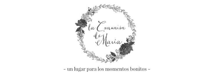 LA COMUNIÓN DE MARÍA –