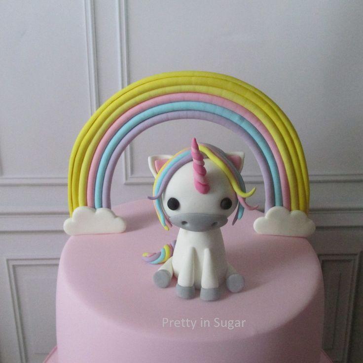 Unicorn cake | I believe in ...