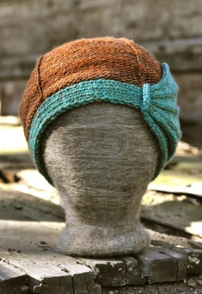 Knitting Ideas | Project on Craftsy: Patina Regina