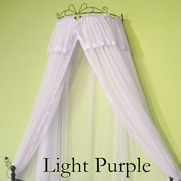 shower curtain with lavender roses | canopy curtain $ 249 00 qty item added to cart mesh canopy curtain ...