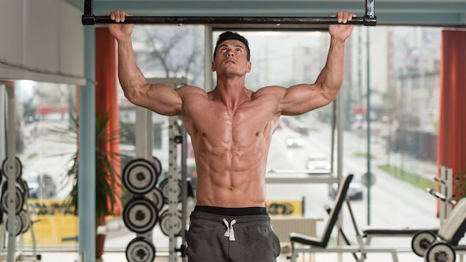 how to become better at pull ups