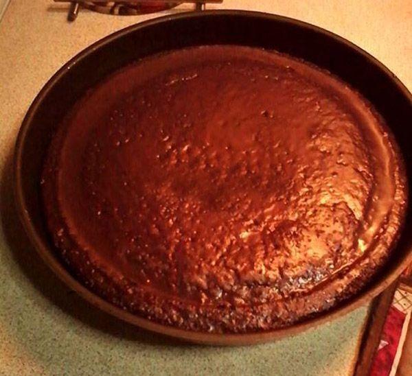 Νηστίσιμη σοκολατένια πίτα