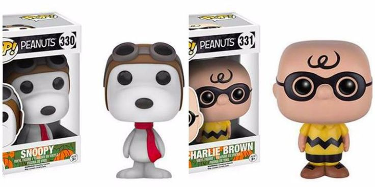 Peanuts Halloween Funko Pop! Set Of 2 ~Snoopy & Charlie Brown~ Exclusives ~ New