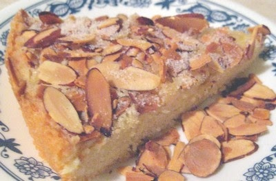 Almond and Ricotta Cheese Cake with Thermomix