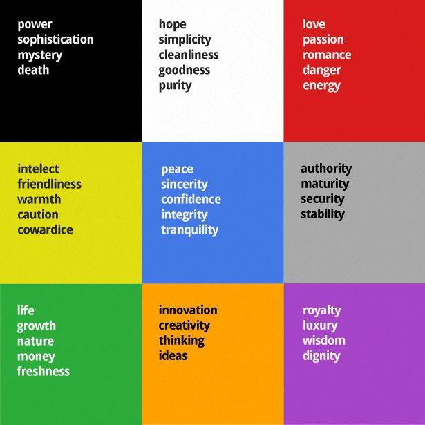 39 best colour images on pinterest