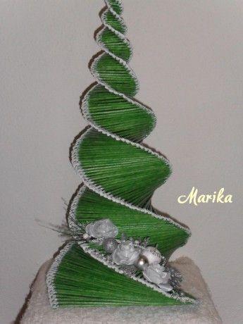 Moje pletení z papíru - Hanča Čápule - Fotečky MOTALINEK - MOTALINKY - Marika