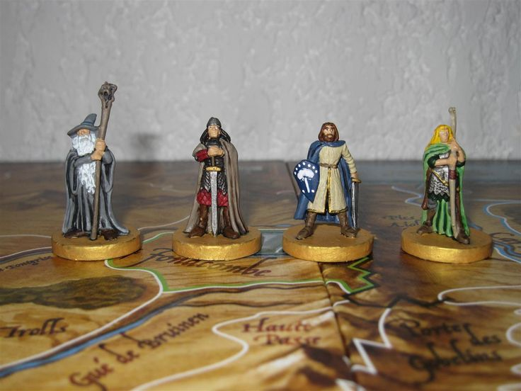 War of the Ring (first edition) | Image | BoardGameGeek