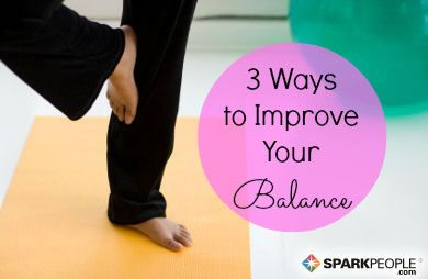 How to Improve Your Balance in 3 Simple Steps.  Isn't life all about balance?  Balance is often overlooked but is key to healthy function of the musculoskeletal system and healthy aging.