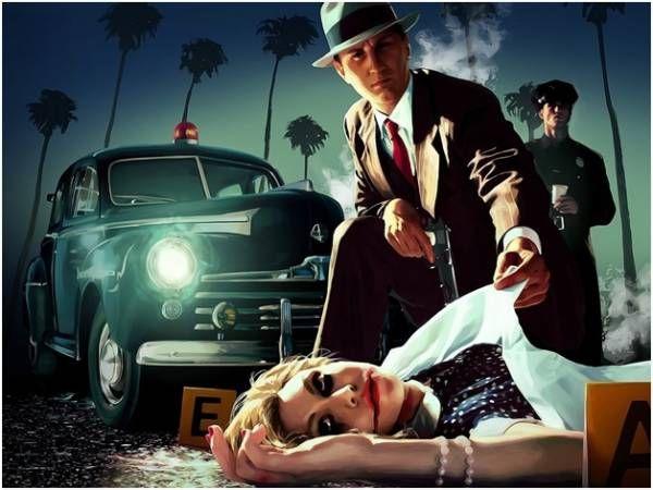 нуар, черный фильм, film noir 5
