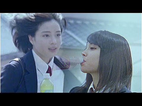 2篇 大塚食品 MATCH CM 広瀬アリス 広瀬すず マッチ 「曲がり角」「海辺の告白」 - YouTube