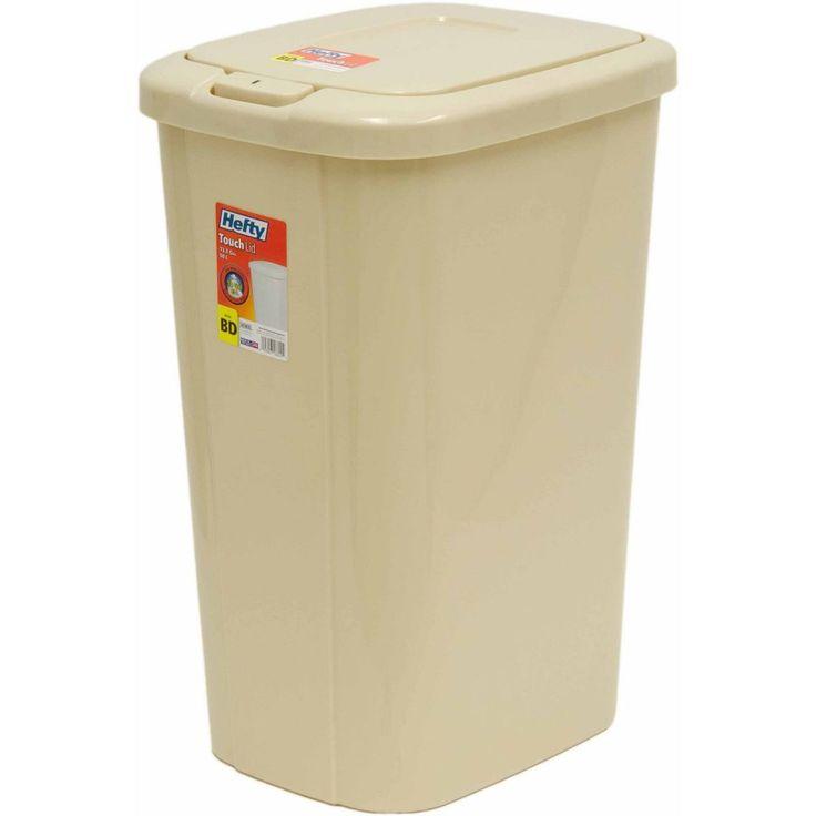 25 Best Kitchen Trash Cans Ideas On Pinterest Trash Can Cabinet Cabinet Trash Can Diy And