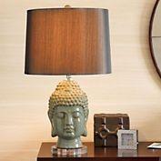 Buddha Lamp: 345.00
