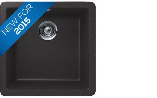 Acute G390 Single Bowl Inset Granite Sink